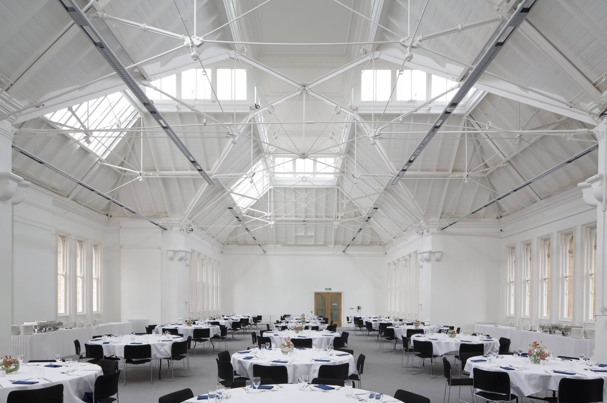 (similar heritage space in Northumberland, UK)