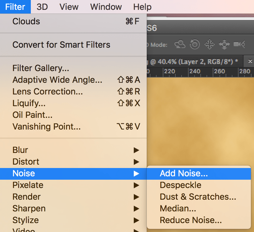 How to Create a Gold Foil Texture in Photoshop — Big Cat