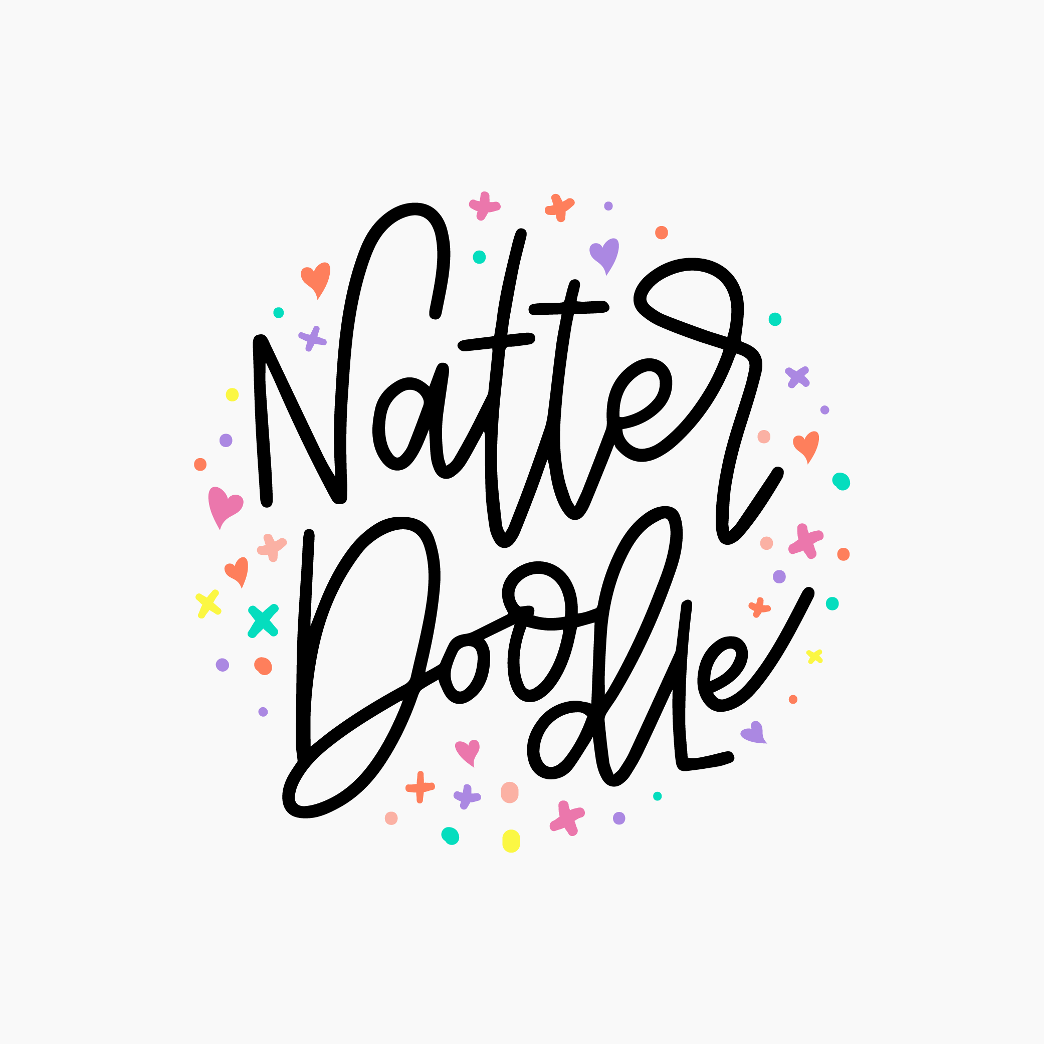 Natterdoodle: Brand and Website Design by Big Cat Creative