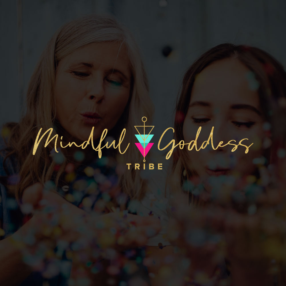 Mindful Goddess Tribe: Brand and Website Design by Big Cat Creative