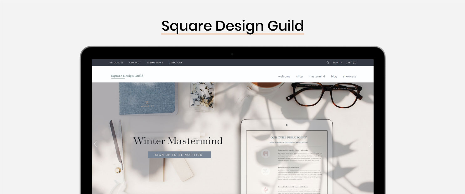 The Best Squarespace Resources - Square Design Guild