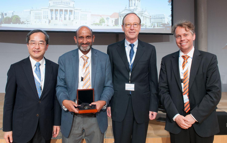 Welker Award Winner 2017:Prof. Chennupati Jagadish -