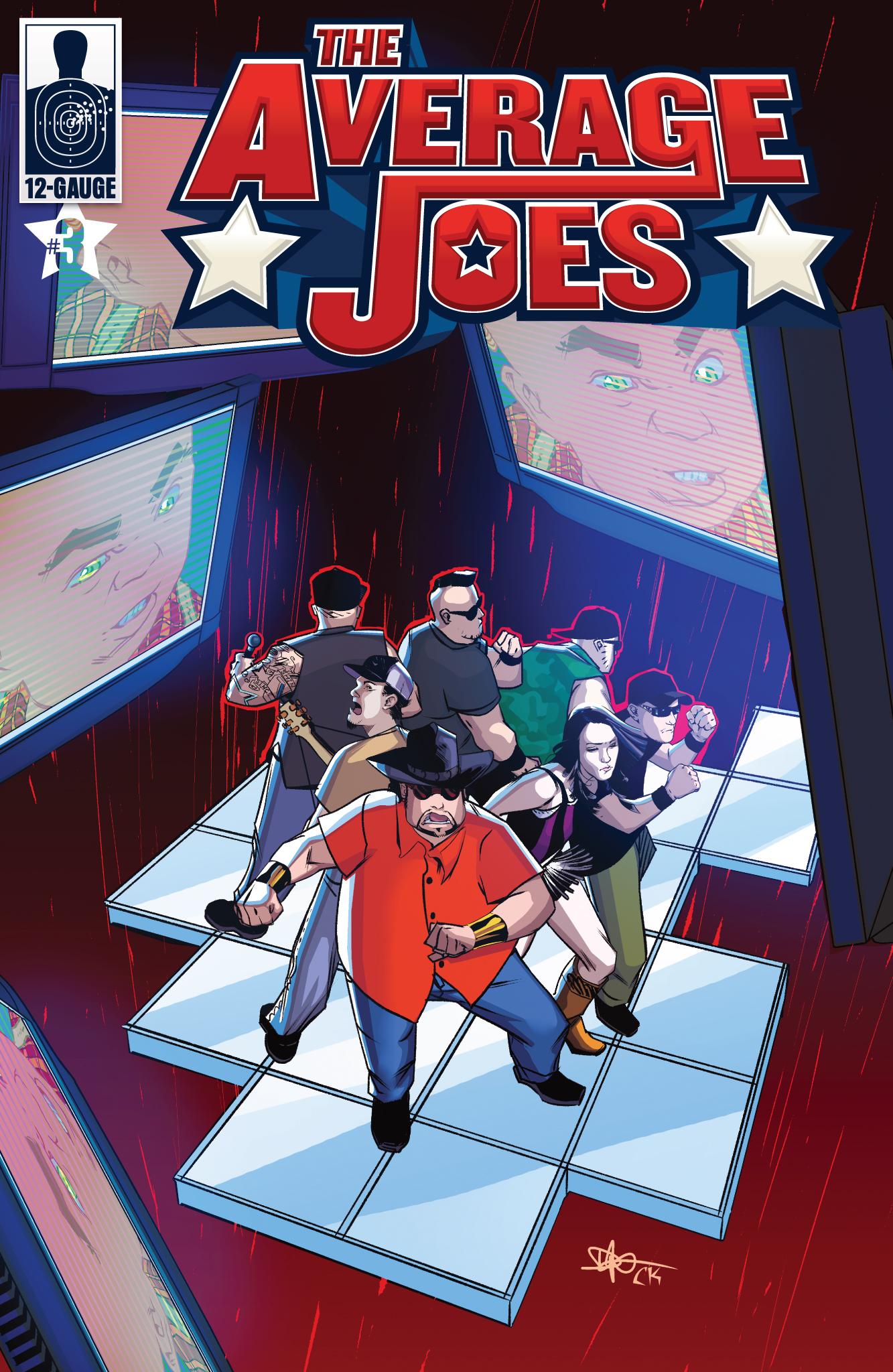 The Average Joes #3