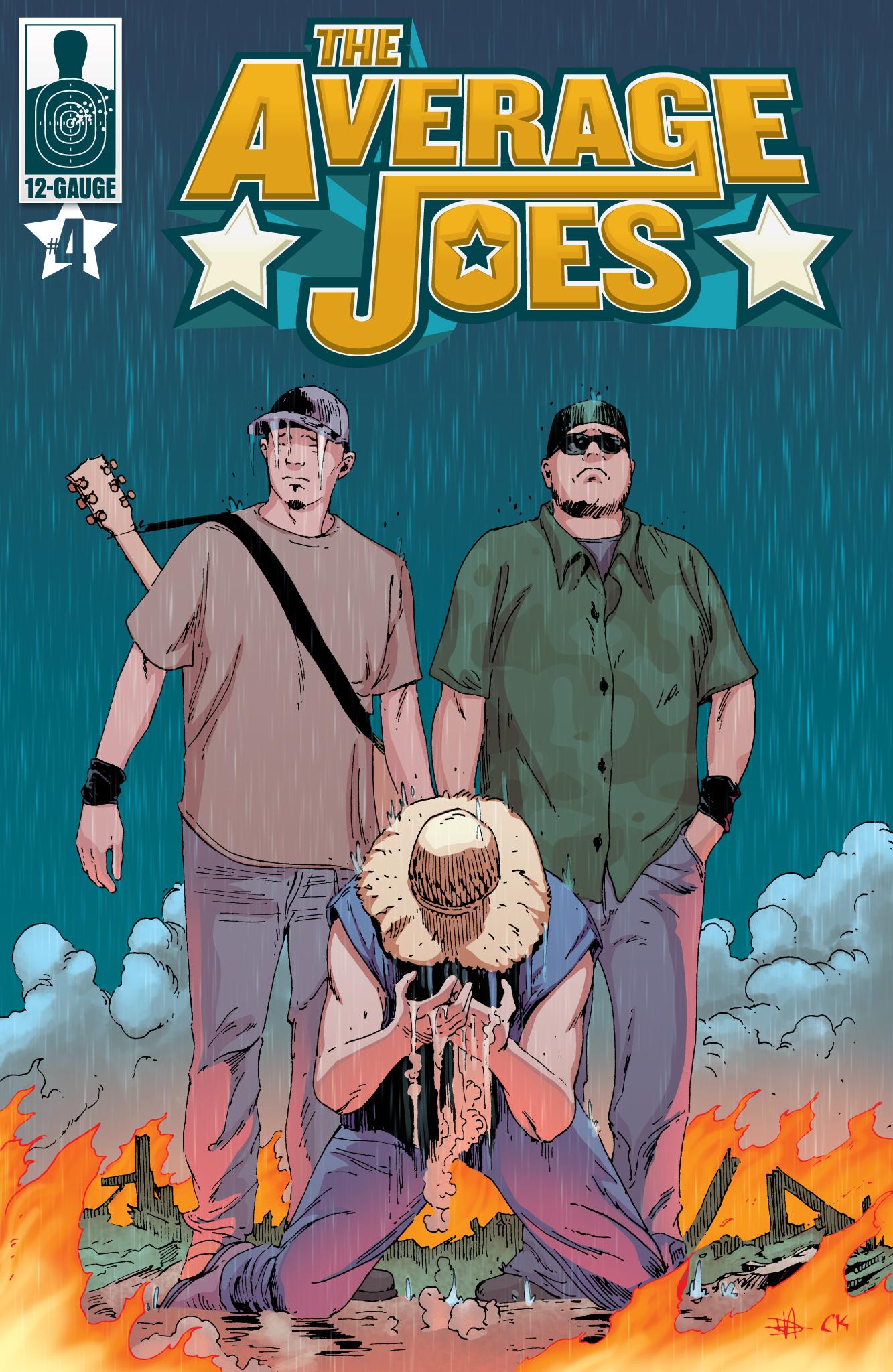 The Average Joes #4