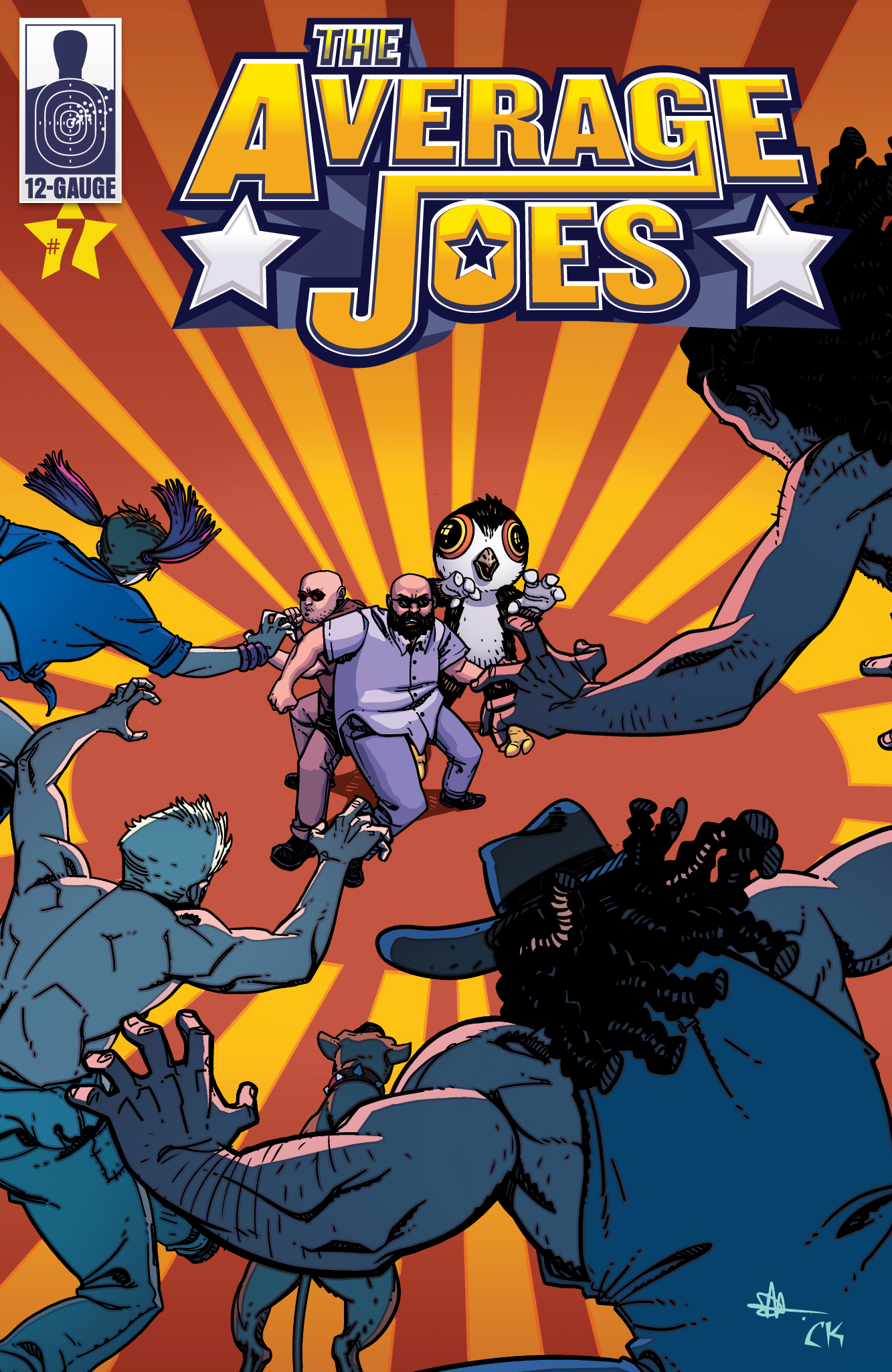 The Average Joes #7