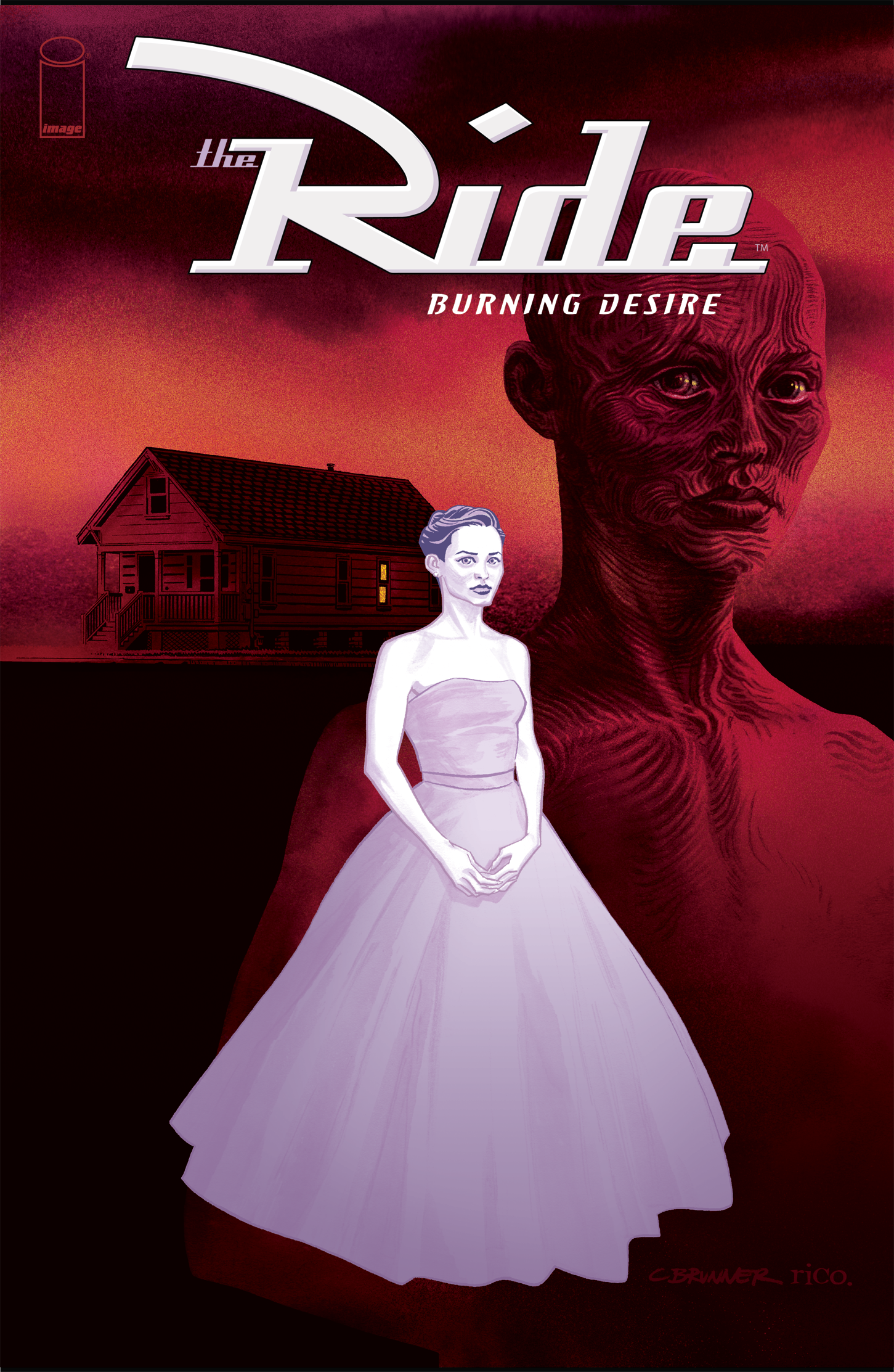 THE RIDE: Burning Desire #2