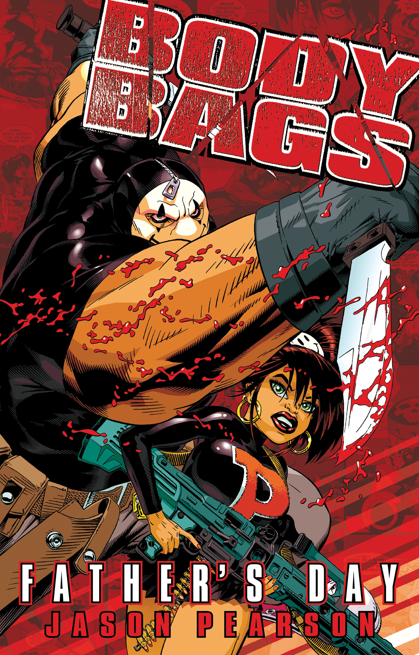 BODY BAGS: Father's Day - Vol 1 TP