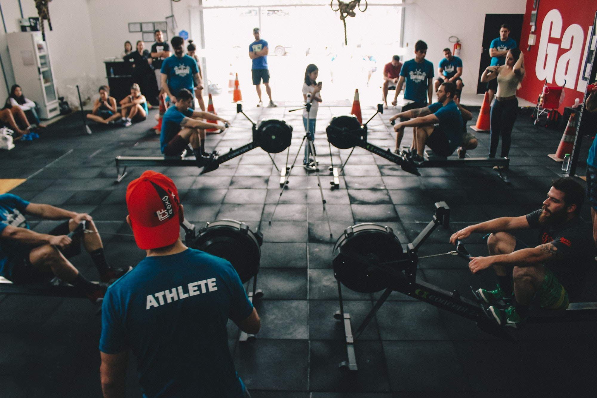 Momentum CPA Gym