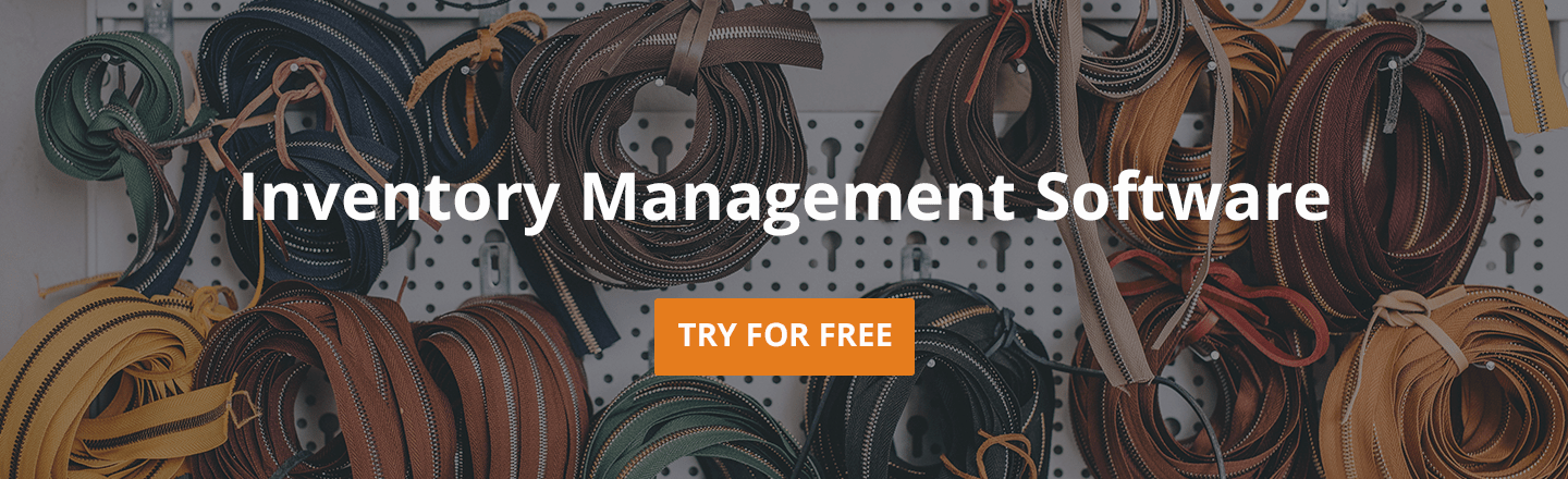Raw materials inventory management software from Katana