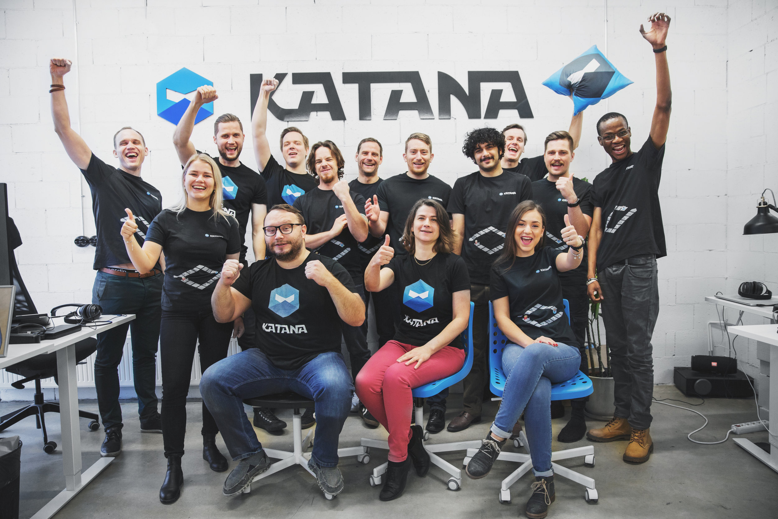 Katana team is made up of the finest, the creme de la creme. Aiming to create the best manufacturing software for small manufacturers and makers.