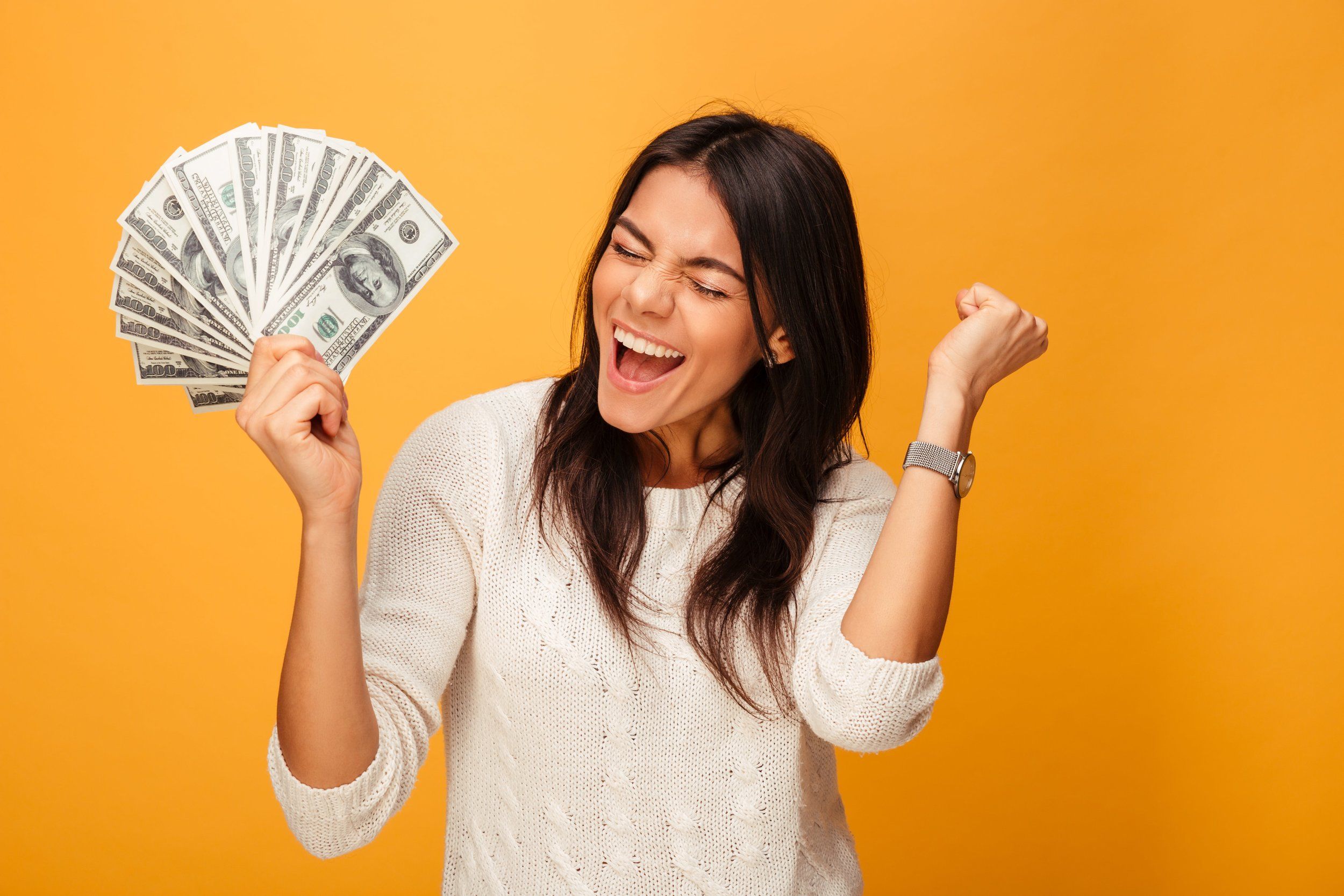 do small business owners earn mega bucks