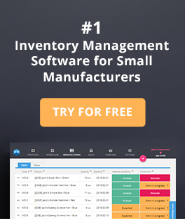 Try the best inventory management software for small businesses for free!