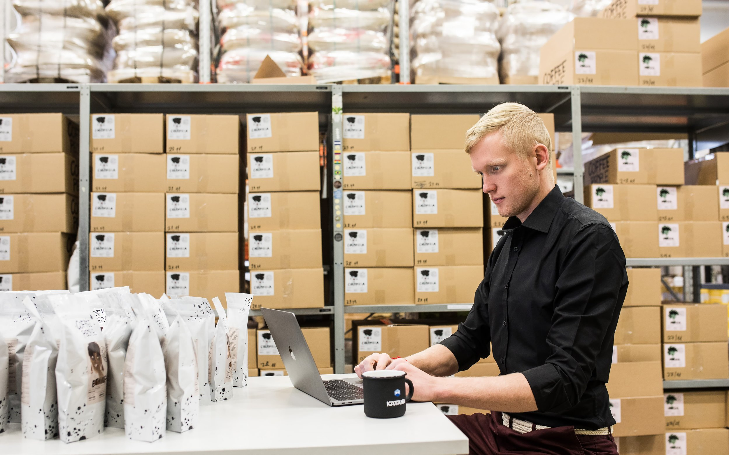 """Making sure your MRP implementation runs smoothly is key to saving time and keeping peace of mind. Small manufacturers like the guys at """"Coffee People"""" know that a lot of this just comes down to planning and organisation."""