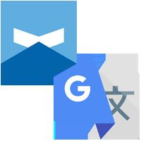 Katana x Google Translate