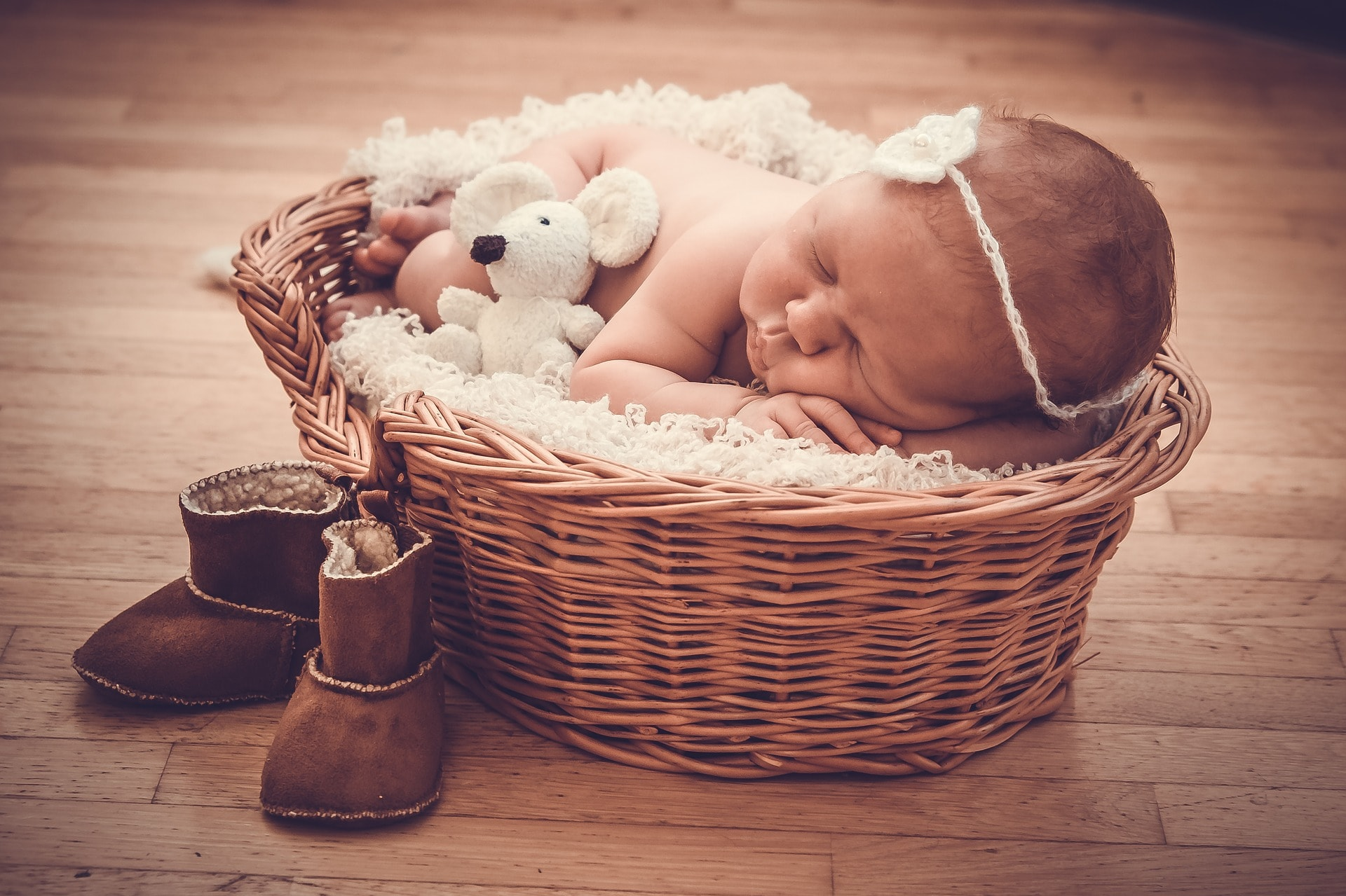 We're not sure which type of kitting this basket of baby comes under, but making gift baskets from your products is a sure fire way to get your customers buzzing. You're making their life easier by doing all the hard work of putting a package together for them.