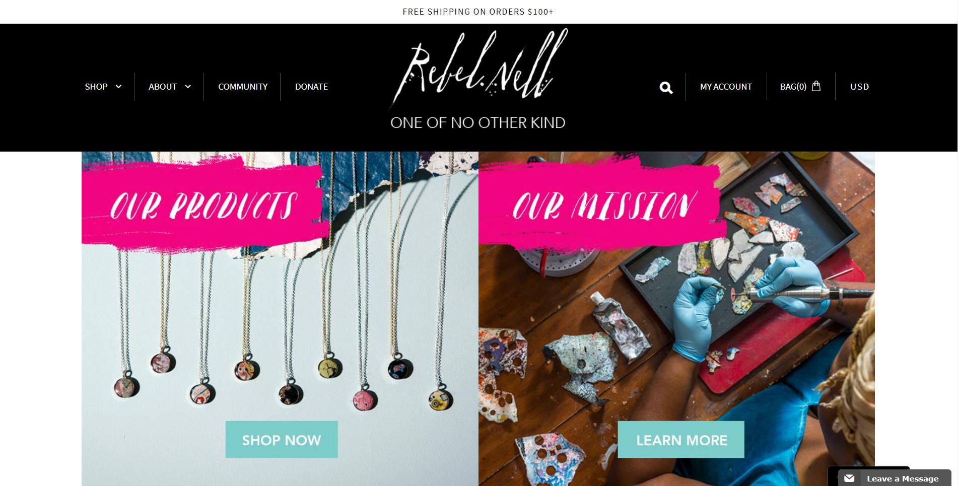 Best Shopify theme for jewelry can be found on the Shopify website.
