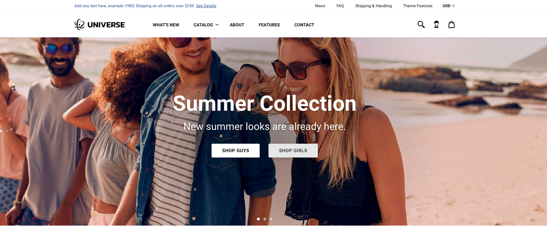 2a29feb6e Best Shopify Themes for Makers and Small Manufacturers 2019