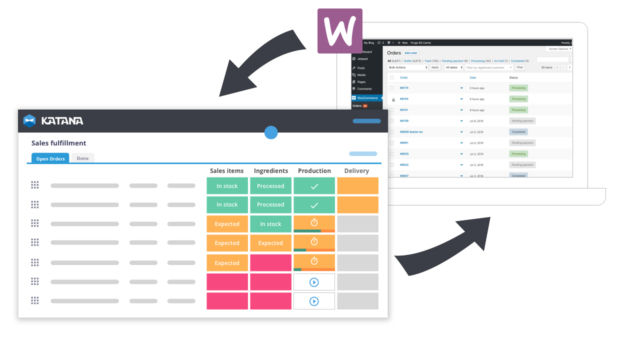 woocommerce inventory management plugin for manufacturers