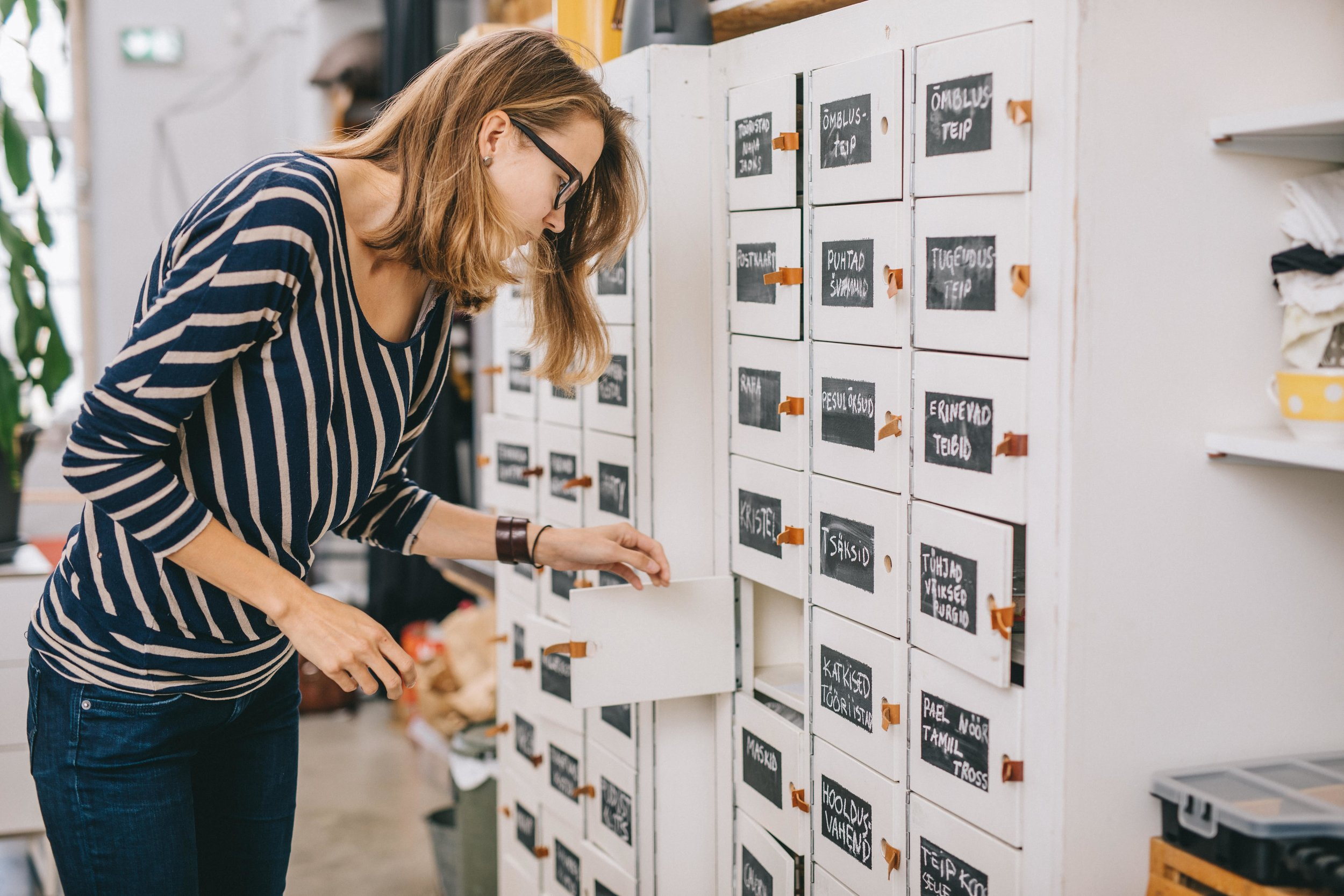 Modern manufacturers like Stella Soomlais have been battling stock replenishment with spreadsheets for a long time. Thankfully, the dawn of Smart Workshop Software has automated inventory management enough to allow manufacturers to give up the ancient Excel ways and focus on their products and customers instead.