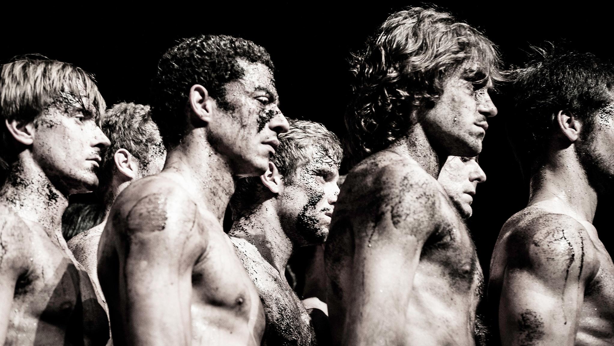 'Le Sacre du Printemps', Pina Bausch. Foto: Jochen Viehoff