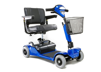 Sunrise Medical  - MODELO LITTLE GEM 2Con apenas 51 cm de anchura y un pequeño radio de giro la Little Gem 2 es la scooter ideal para moverte tanto en interiores como en exteriores.