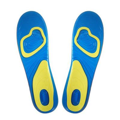 Plantillas de gel - Las plantillas de silicona Wellnes Gel tienen zonas de amortiguación adicional. Absorben los impactos al caminar, permitiendo que la presión en la base del pie se reduzca de forma significativa y aportando una sensación de comodidad.