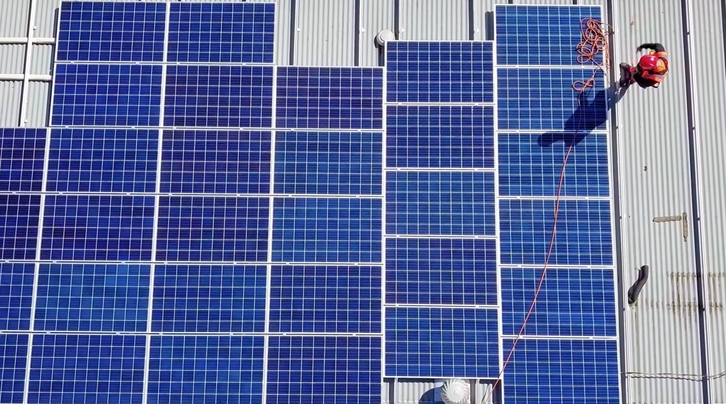 Sunergise solar PV system Auckland City