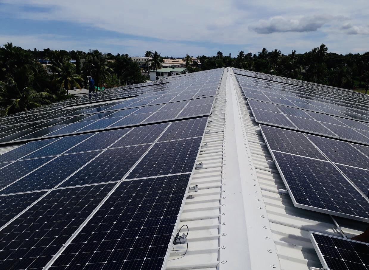 Sunergise Yees Cols Storage Solar System