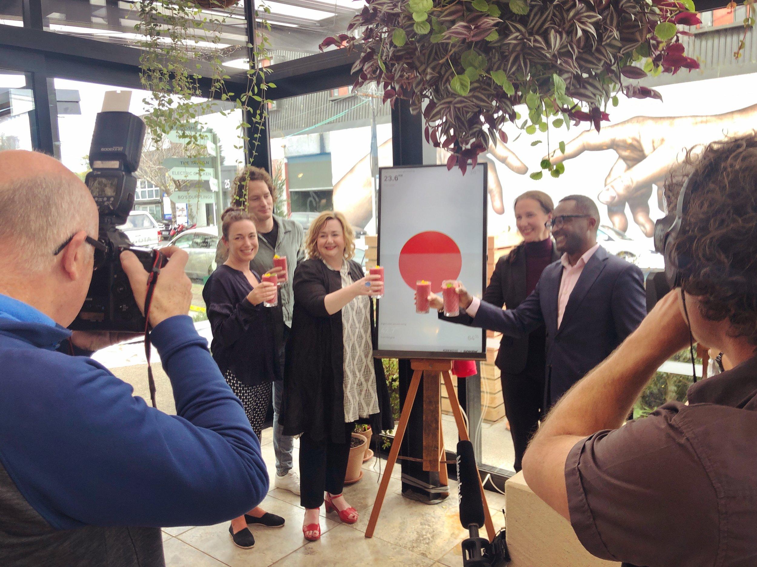 Sunergise Morningside Precinct Official Launch