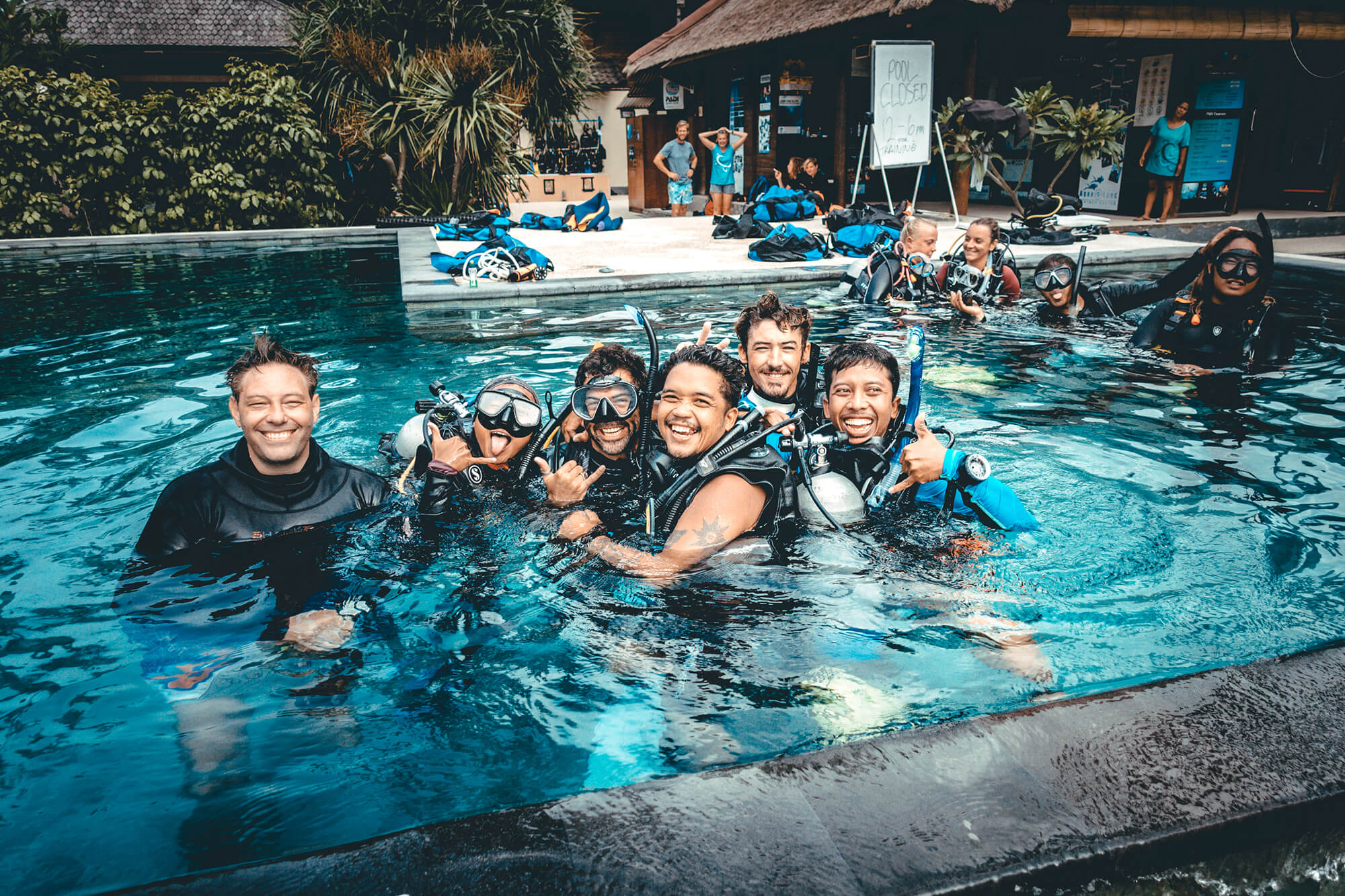 Already a Divemaster? - Become a PADI Instructor
