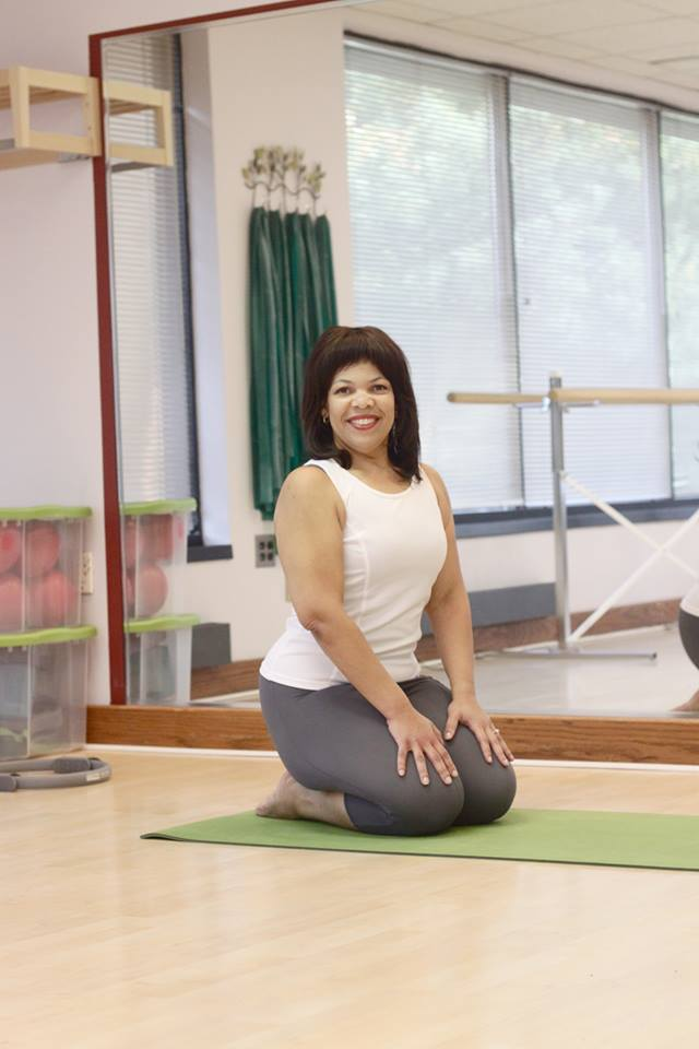 Eurona E. Tilley, PMA®-CPT - Epiphany Pilates was founded by Eurona Tilley, PMA®-CPT, to share her passion for Pilates with others. Simply put, Pilates transformed Eurona's life and she believes it can transform yours too.Eurona was introduced to Pilates in December 2005 at the Tamara Di Tella Pilates studio in Asuncion, Paraguay. Although she was overweight at the time, Eurona quickly realized that Pilates was the total body conditioning program that she had been searching for in a quest to lose weight. Not only did Pilates help her regain strength and flexibility, it enabled Eurona to make the connection between her mind, body and spirit. This epiphany allowed her to adopt a whole body approach to health and wellness, and ultimately lose weight.Today, Eurona's goal is to help others achieve their fitness and rehabilitation goals through Pilates. She firmly believes that Pilates is for everyone; and, she strives to make her classes comfortable and inviting for a range of fitness levels while introducing progressively challenging and engaging exercises.Eurona received her Pilates training through BASI Pilates®, a leading Pilates education academy, with a reputation for innovation, dedication and academic excellence. She is a certified Prenatal & Postnatal Pilates Specialist with The Center for Women's Fitness and she received her barre certification through Booty Barre®. In addition, Eurona is a Certified Pilates Teacher (CPT) by the Pilates Method Alliance (PMA), the international, professional association for the Pilates community.