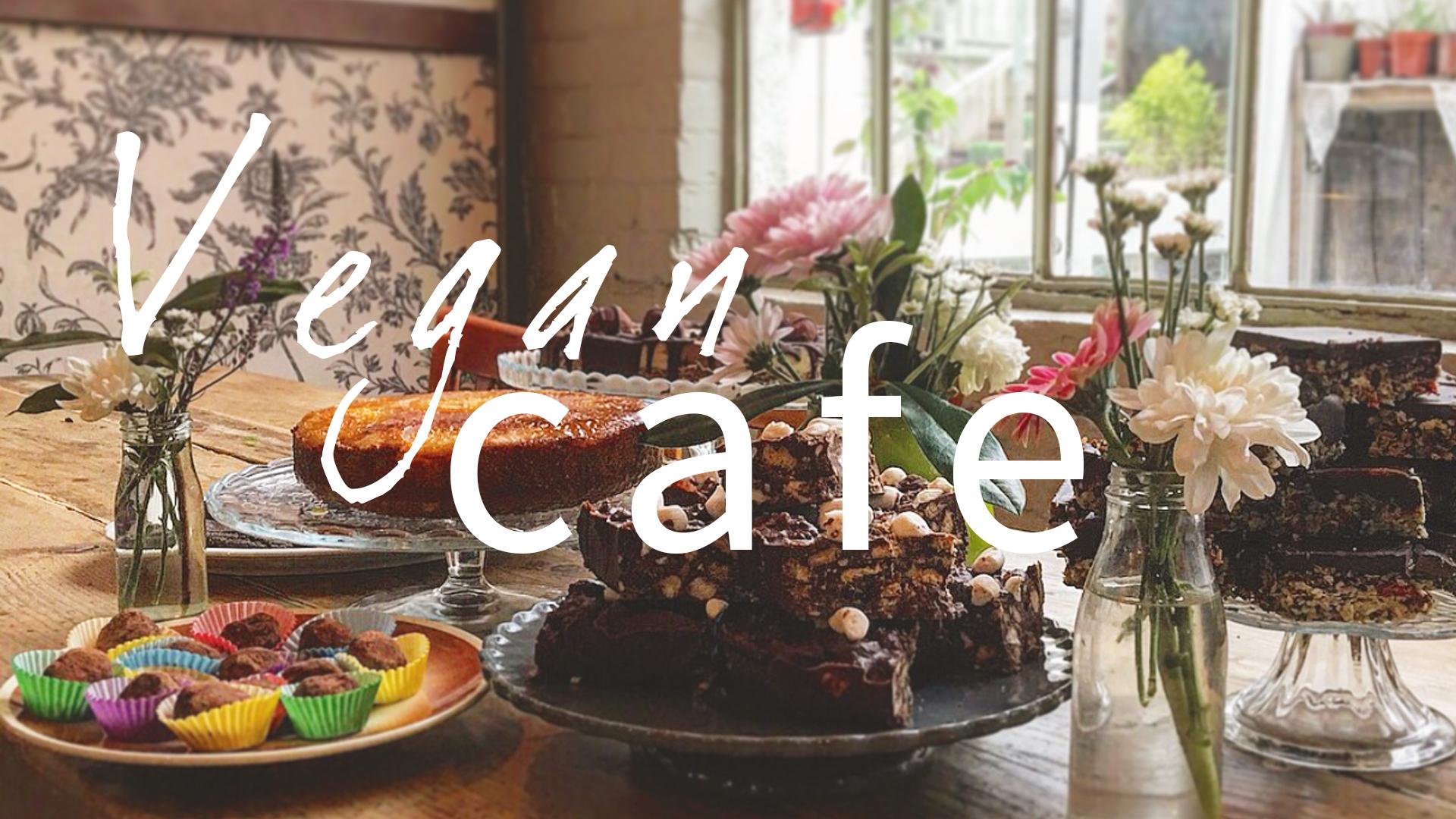 vegan cafe beetroot sauvage edinburgh cakes