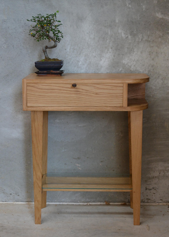 Takumi Woodwork - Oak Console Unit