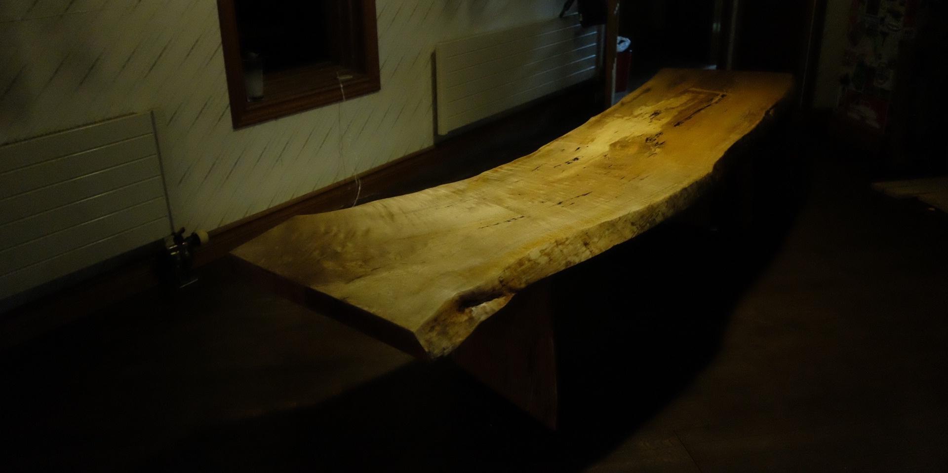 Takumi Woodwork - Birch Coffee Table