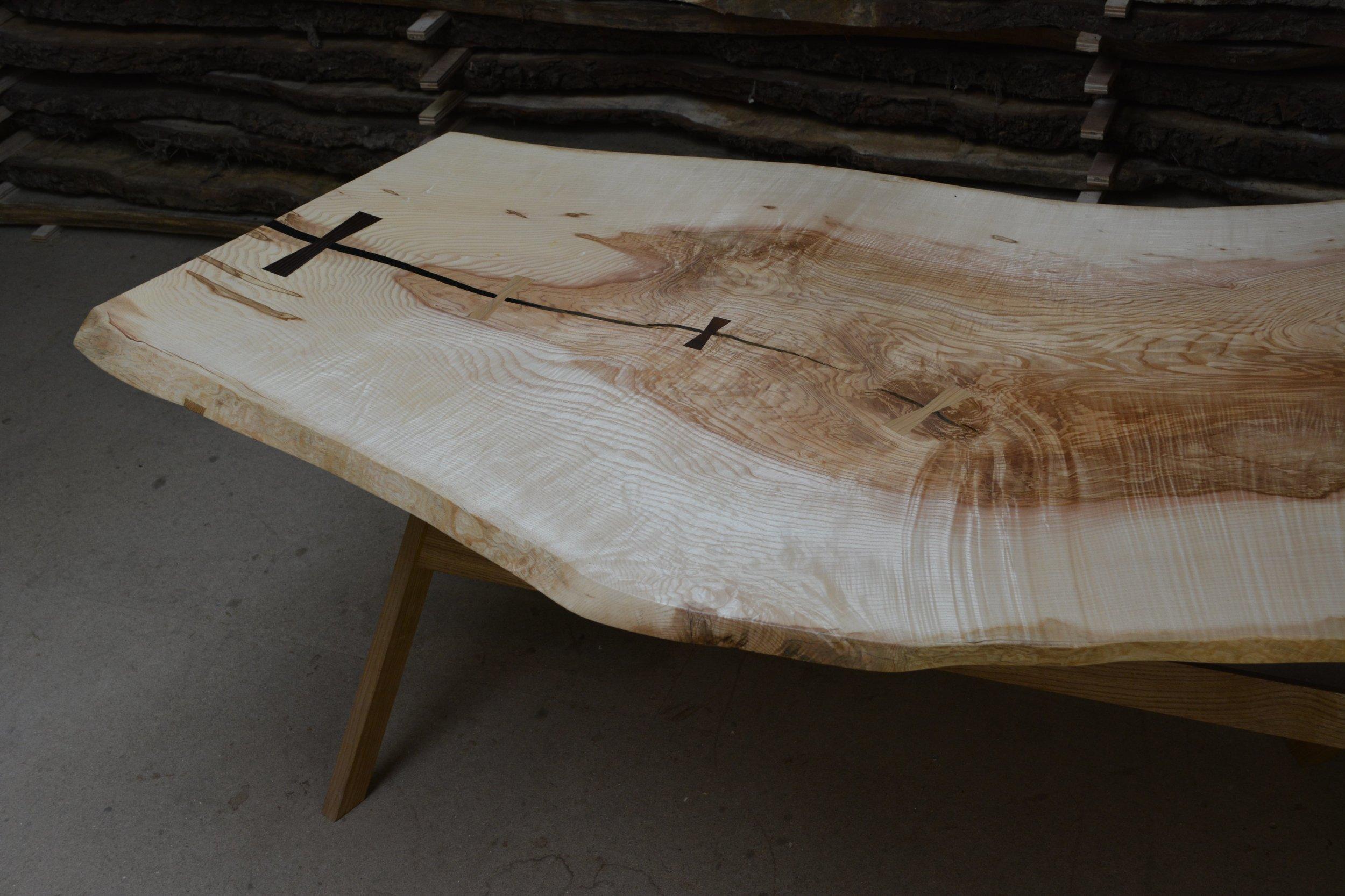 Takumi Woodwork - Ash Office Desk