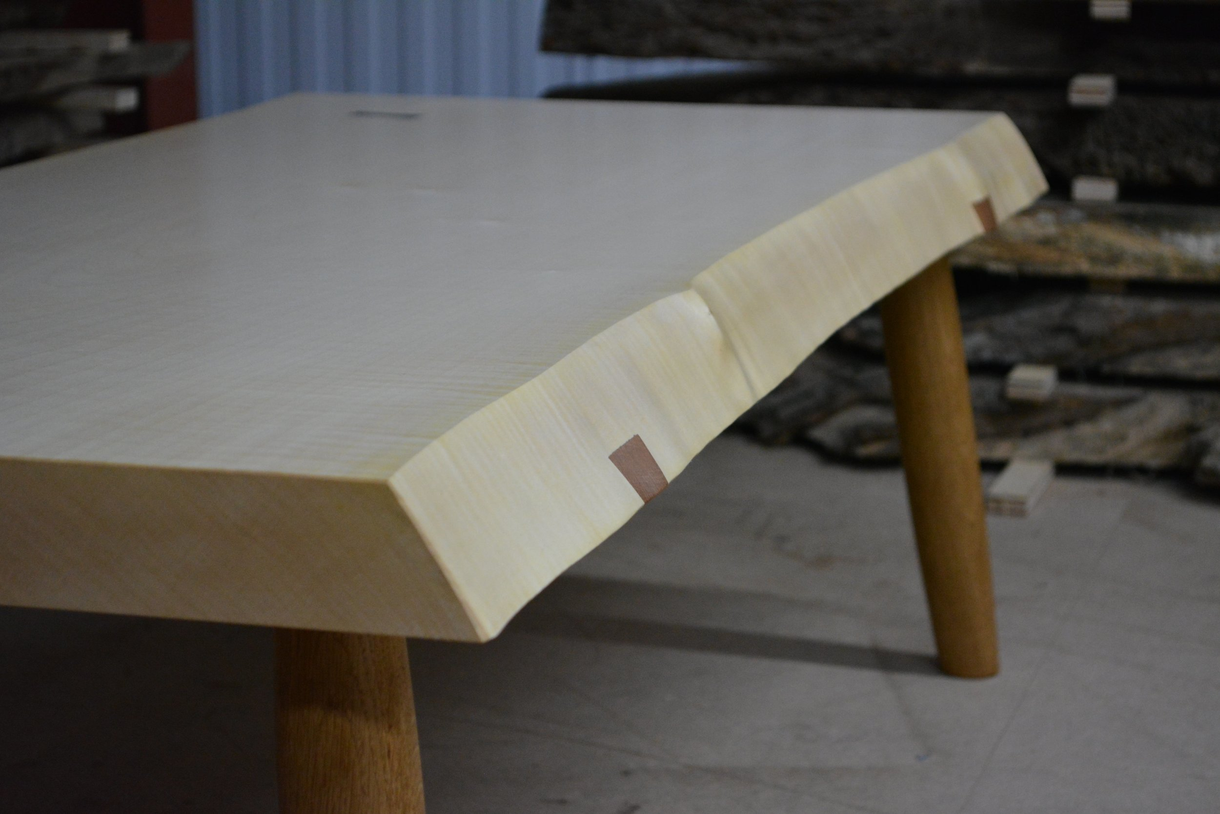 Takumi Woodwork - Sycamore Coffee Table