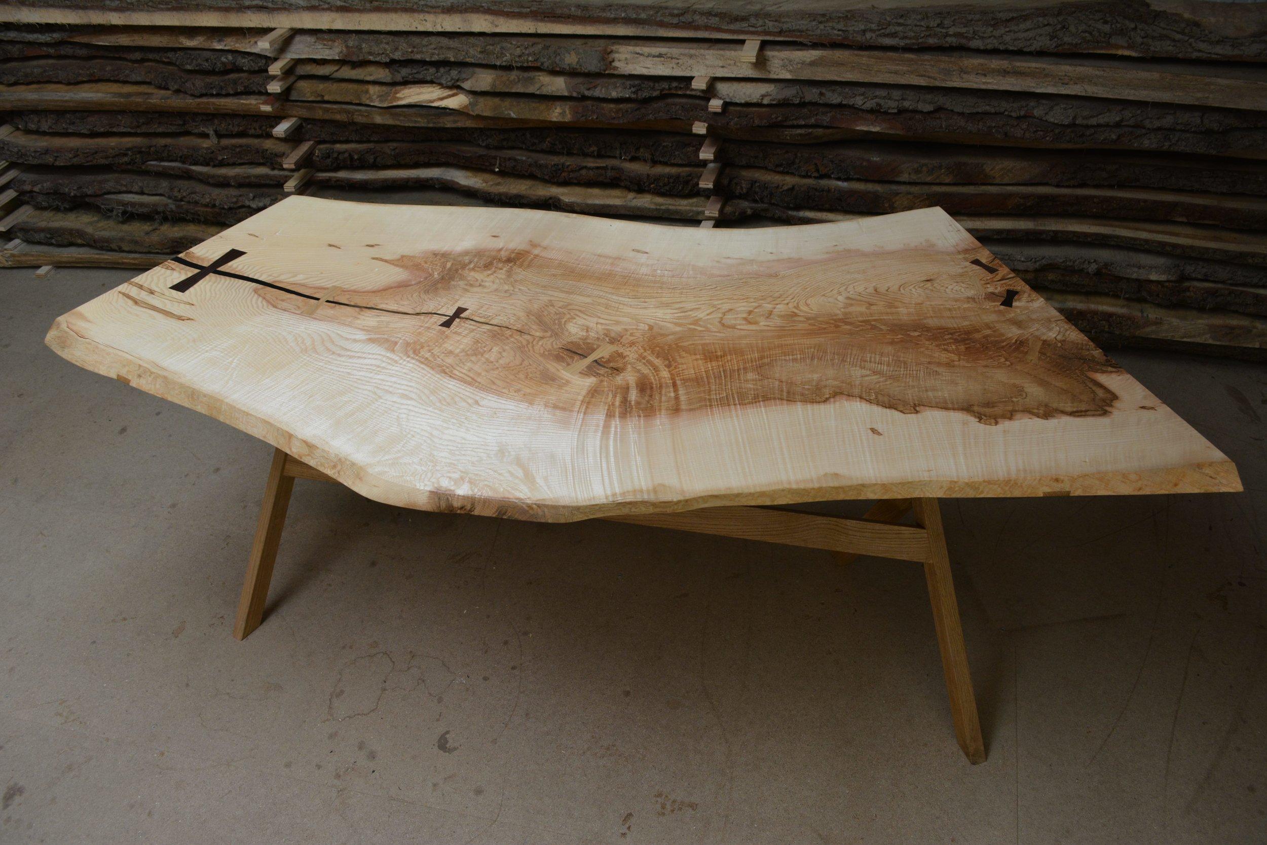 Takumi Woodwork - Ash Desk