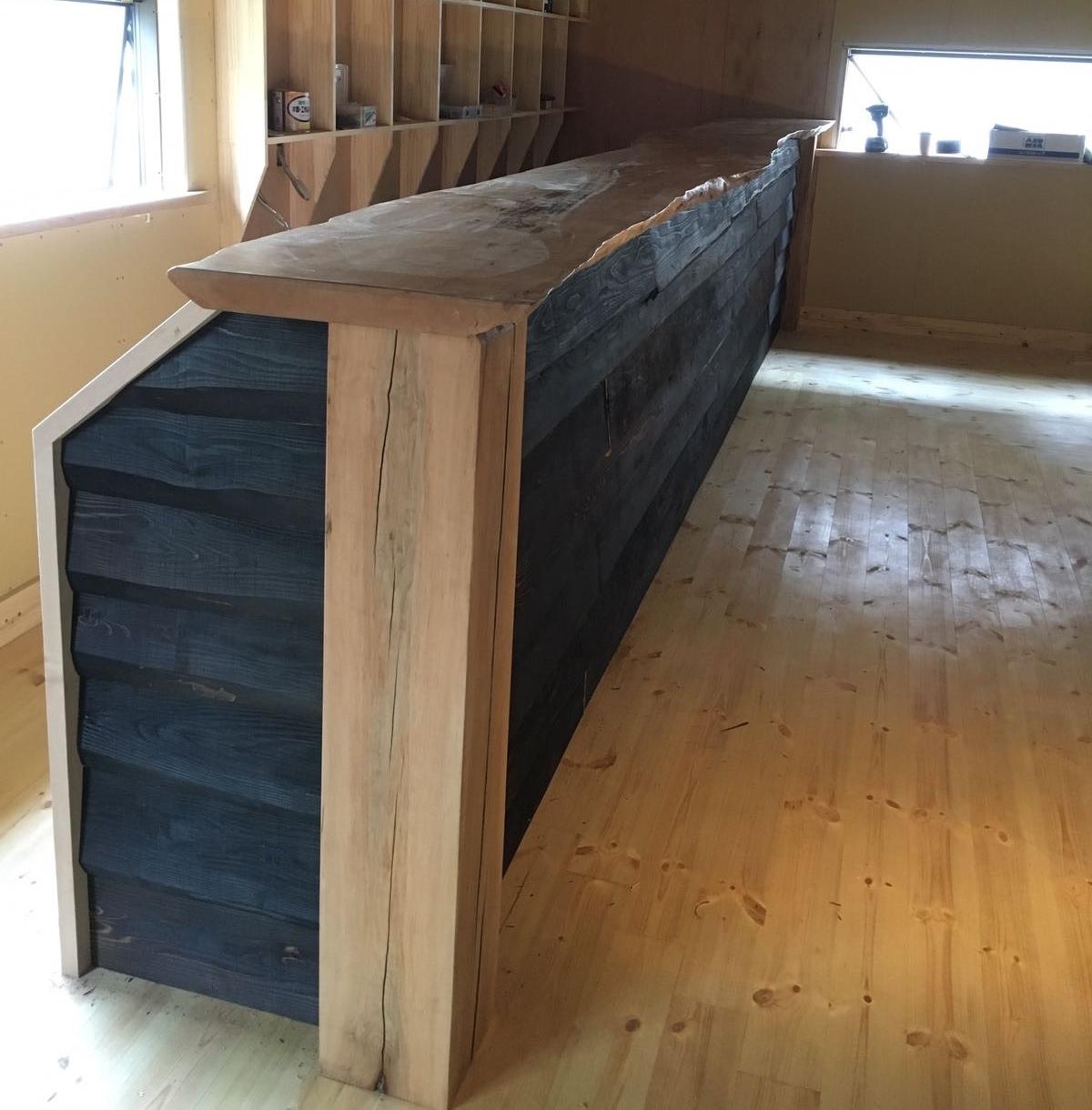 Takumi Woodwork - Bar Extension