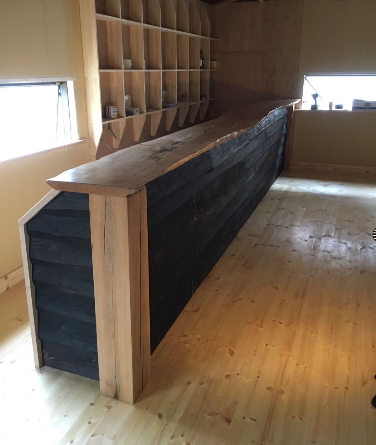 Takumi Woodwork - Bar//Extension