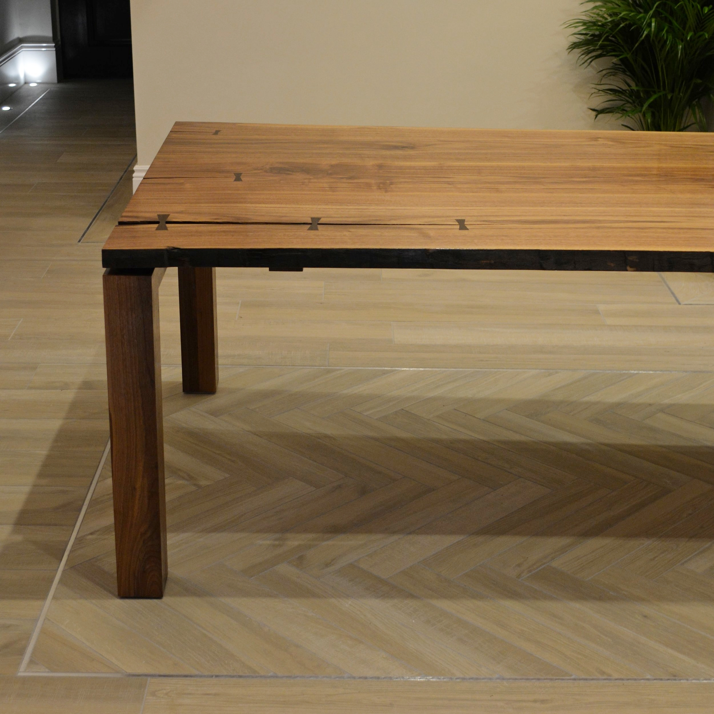Takumi Woodwork - Walnut Dining Table