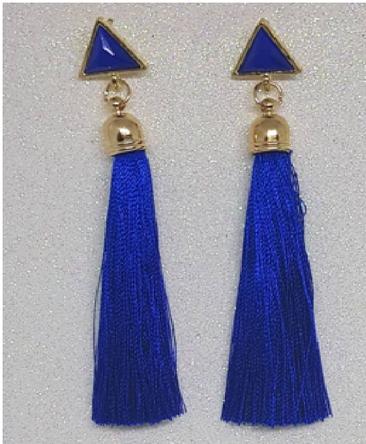 tassel earrings christmas gift