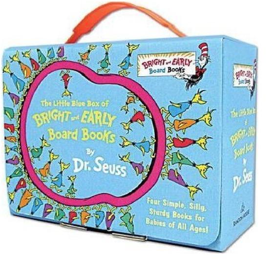 dr suess book set christmas gift