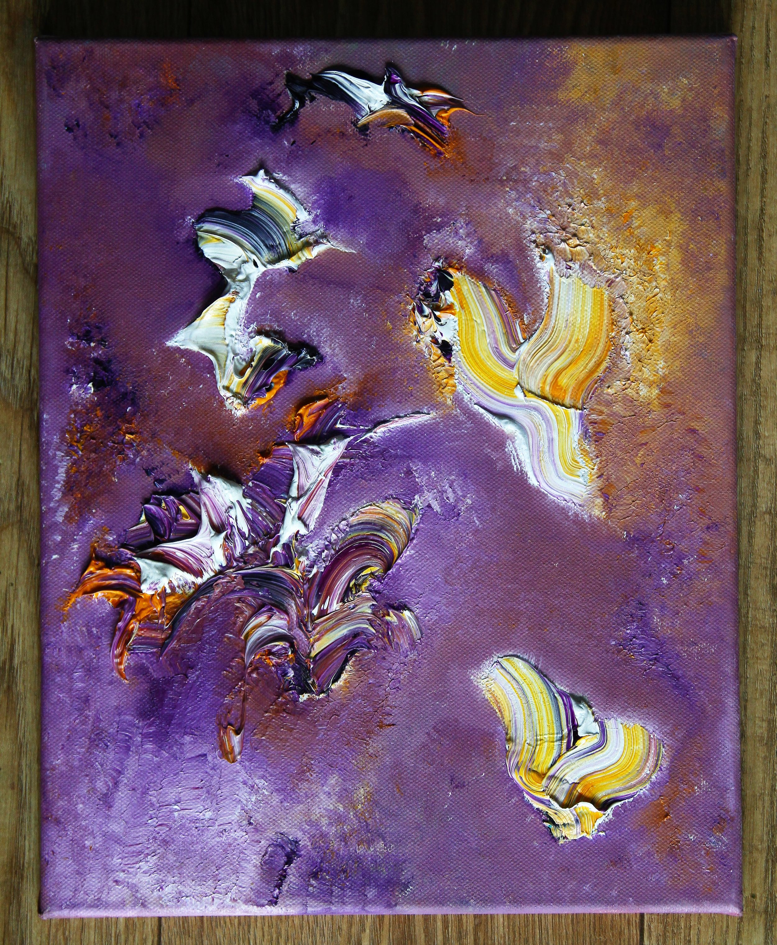 Image: painting by Anna Dyson, available to buy