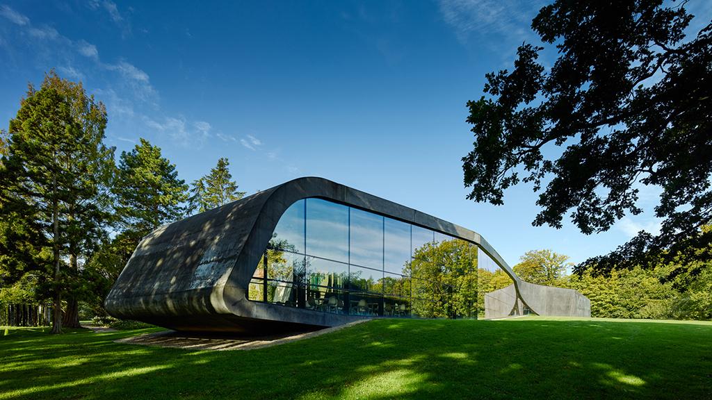 ordrupgaard museum, copenhagen, denmark