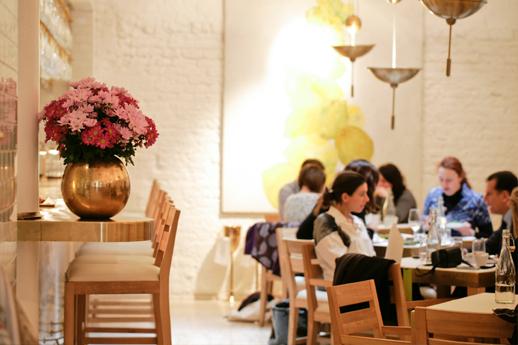 nopi london romantic restaurant vegetarian
