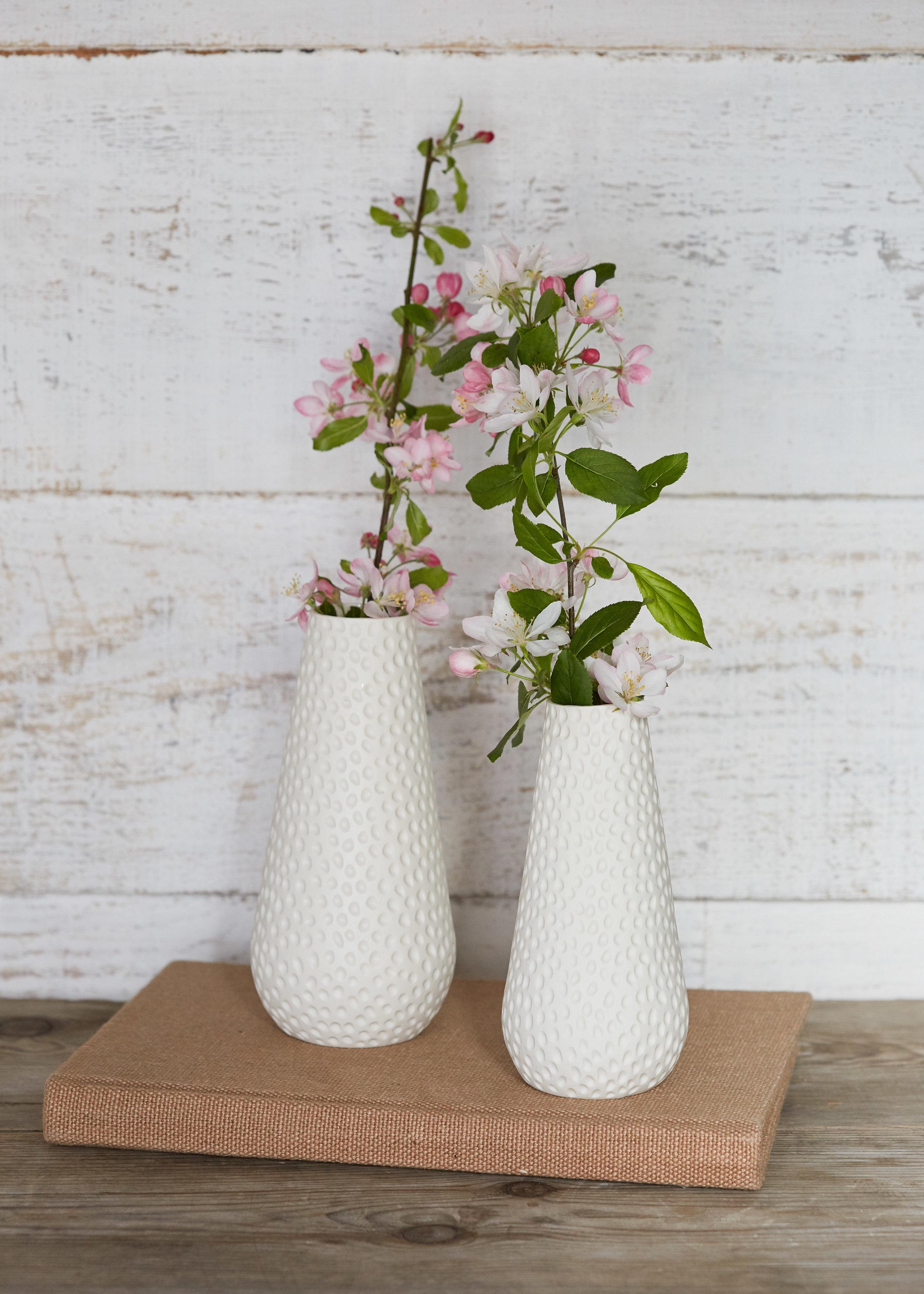 Clara Castner Large Porcelain Vase