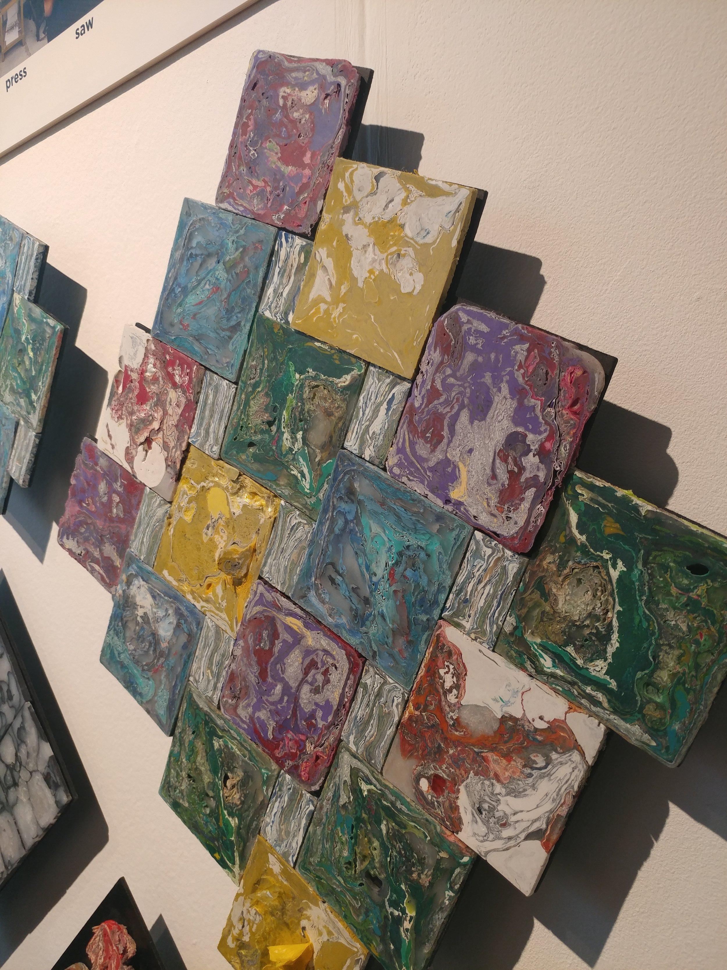 Plastic Stone Tile by Enis Akiev
