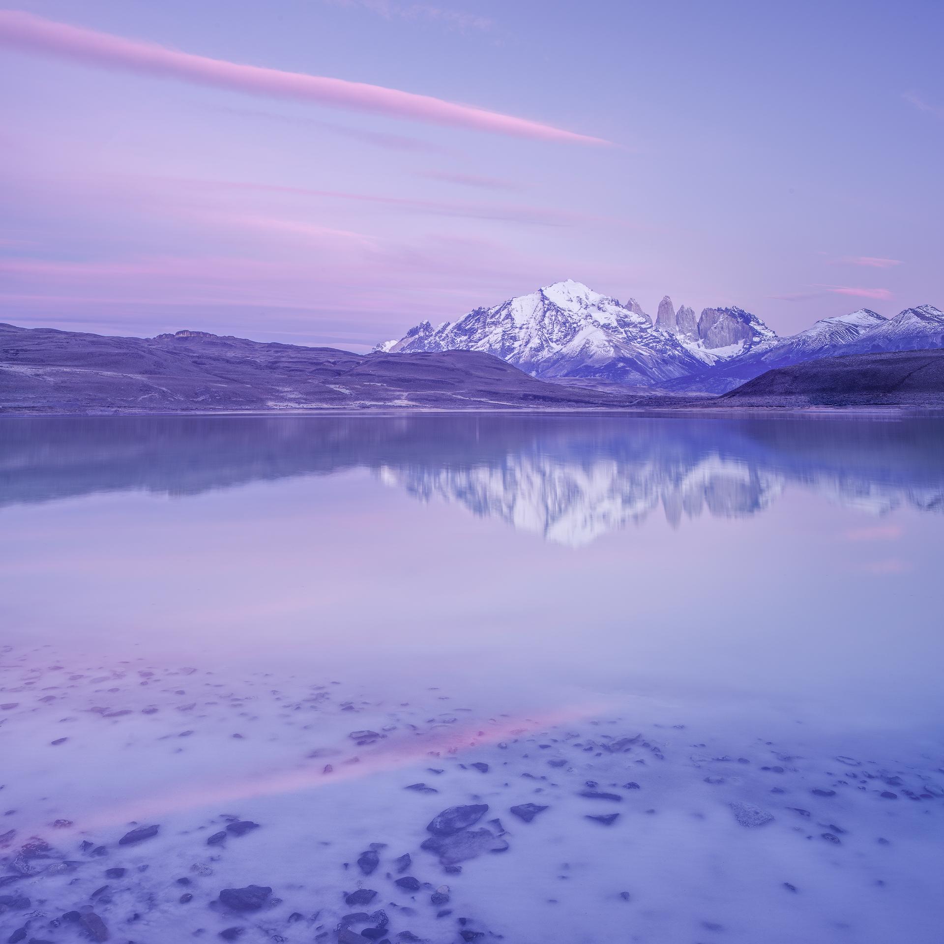 Lago Armaga, study#3 - Torres del Paine, Patagonia