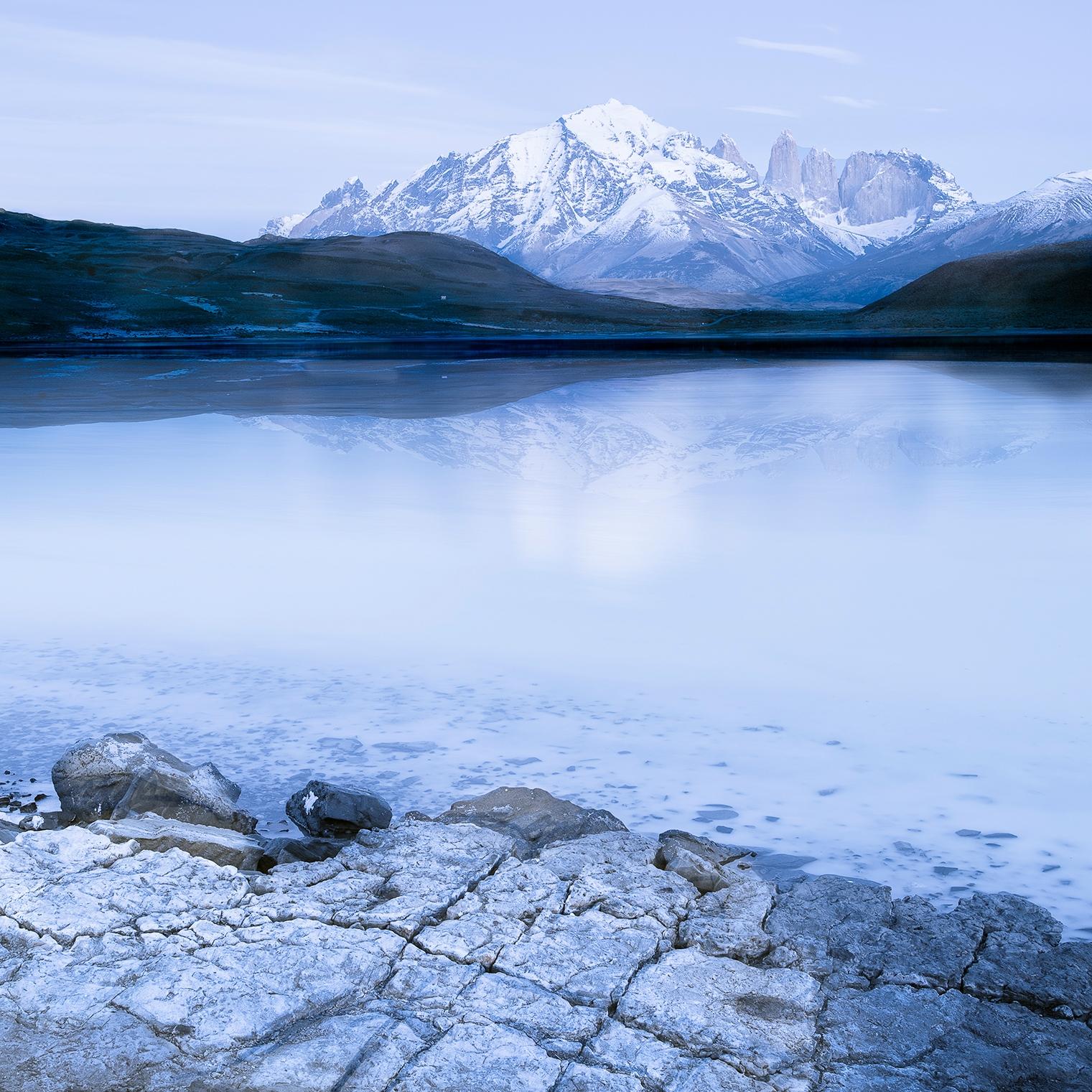 Lago Armaga, study#1 - Torres del Paine, Patagonia