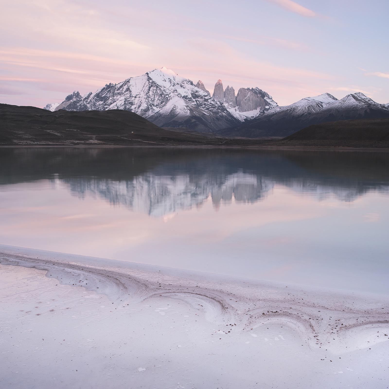 Lago Armaga, study#2 - Torres del Paine, Patagonia